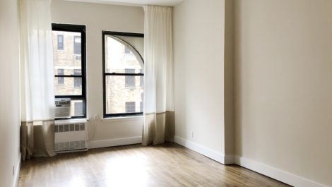 Lovely, light-filled East Village Studio